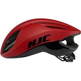 HJC Atara Road Helm, matt/gloss red